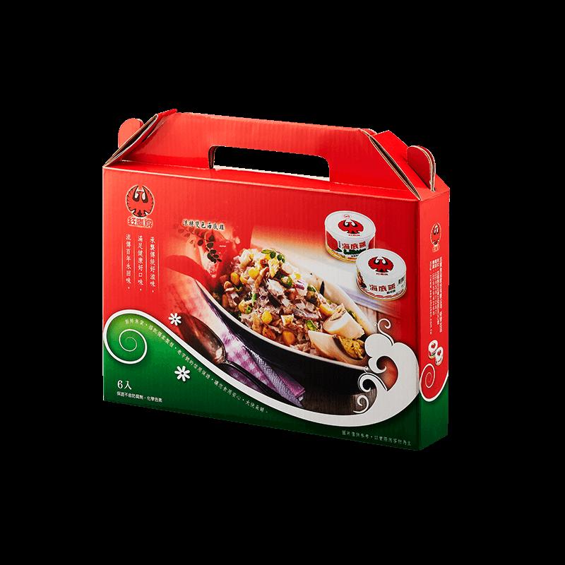 精緻小禮盒 - 6罐